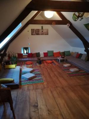 salle de meditation