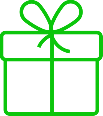 Gift icon icons com 52072