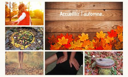 Accueillir l'automne