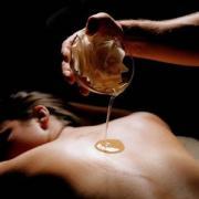 Massage ayurvedique a l huile